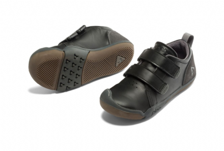 Plae Roan Black school shoe